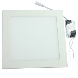 LED panel 24W štvorec